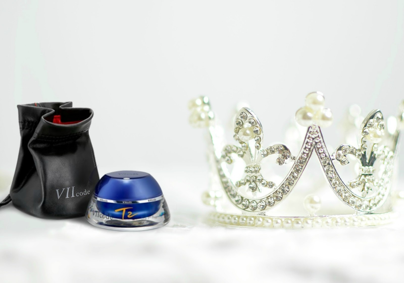 Bye, Bye Under Eye Wrinkles With VIIcode T2 Oxygen Eye Cream Fit For A Queen By Barbies Beauty Bits