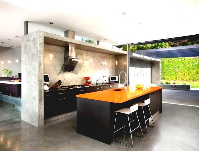thiết kế nhà bếp - mẫu số 9