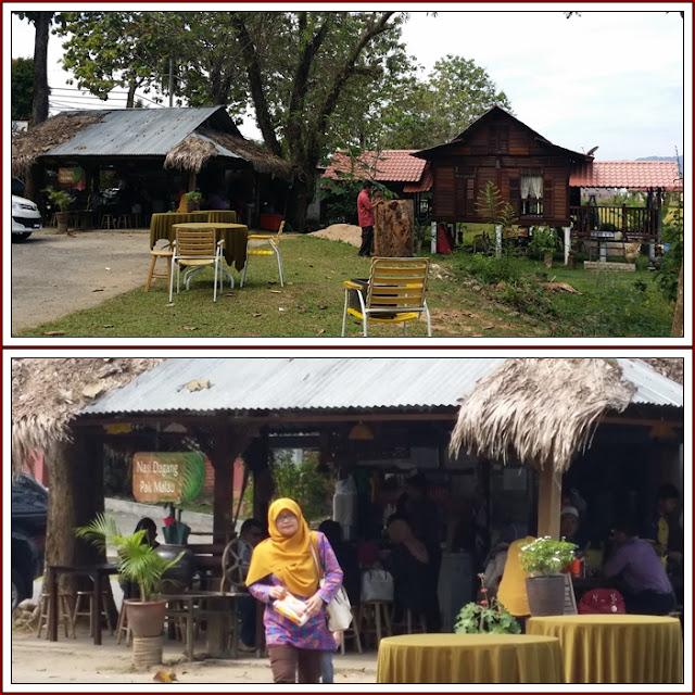 Tempat Makan Best Langkawi | Nasi Dagang Pak Malau