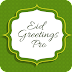 Eid Greetings App