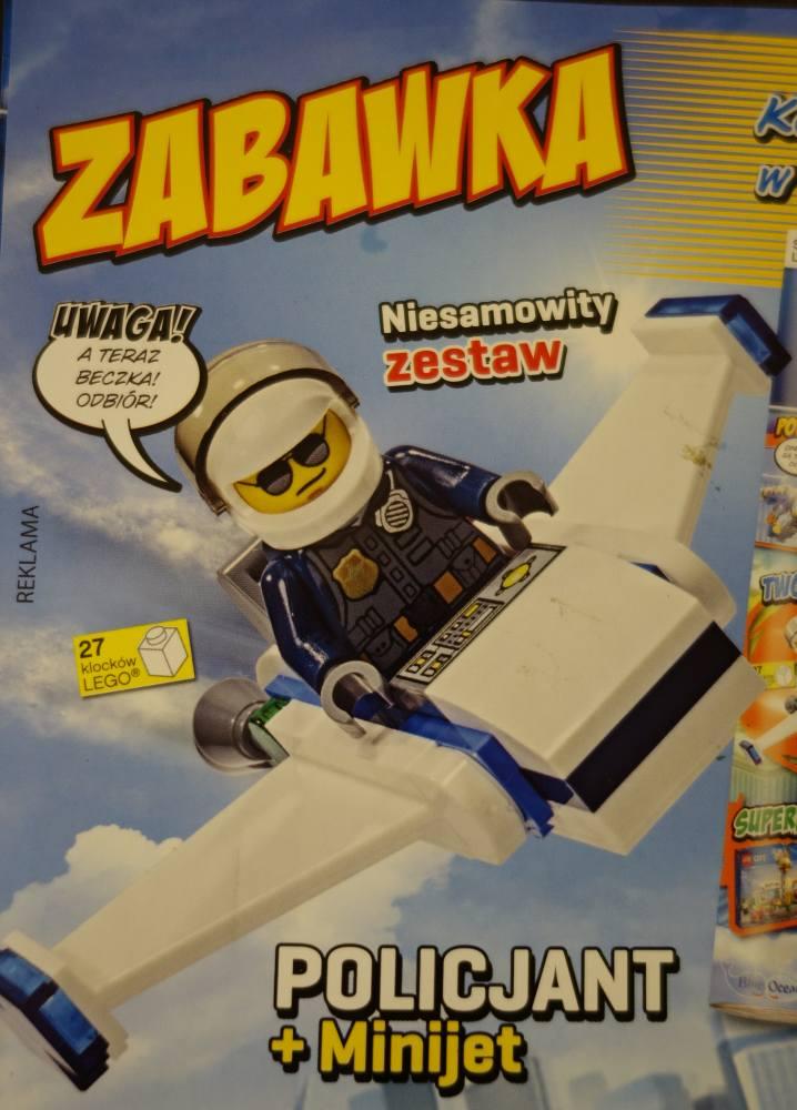 Lego Okazje Zapowiedź Magazynu Lego City 12019