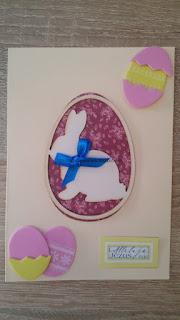 Kartka Wielkanocna w zabawie w KTM, część I
