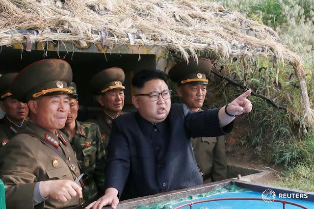 North Korea's latest missile launch suggest progress towards ICBM - experts