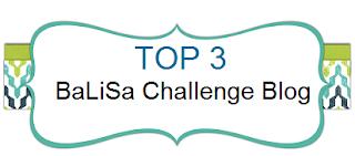 12/2017 Top 3 bei BaLiSa Challengeblog