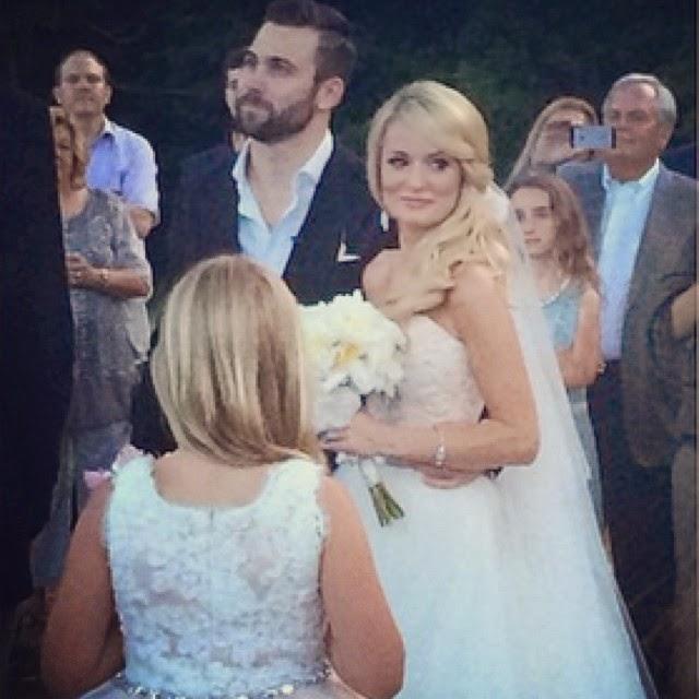 Emily Maynard Wedding: Former Bachelorette Emily Maynard Is Now A Bride In