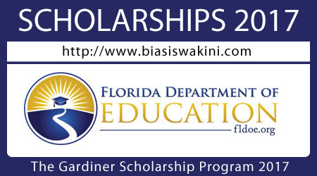 The Gardiner Scholarship Program 2017