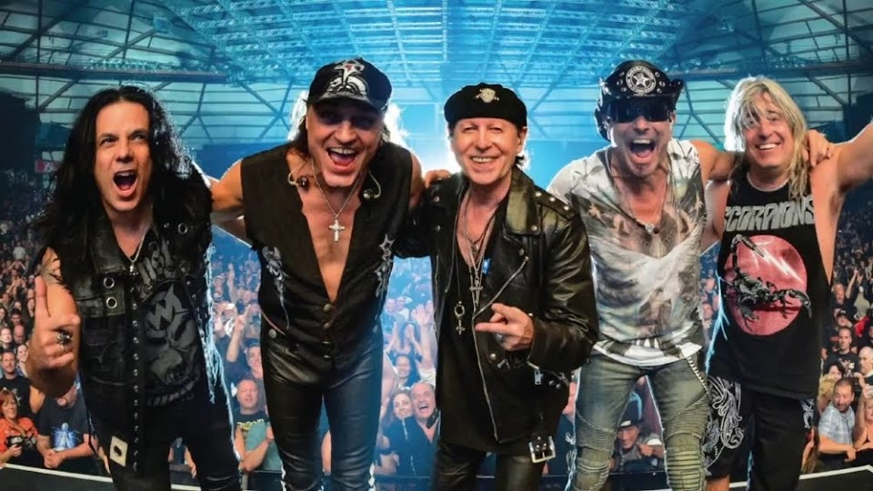 Le Groupe Scorpions