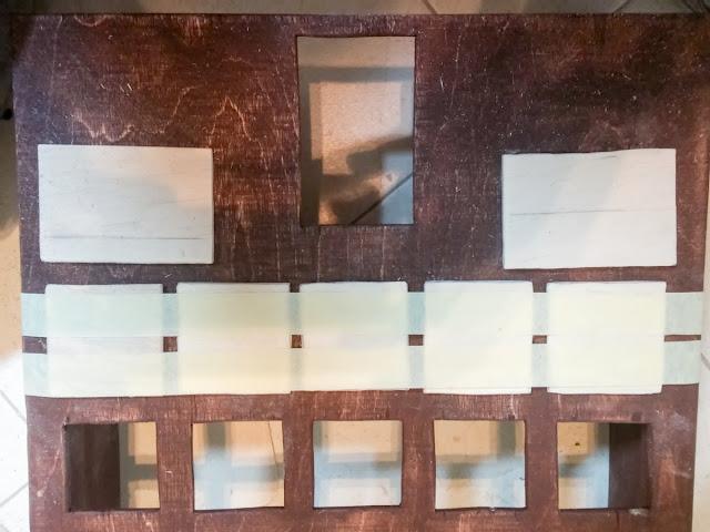 jak zrobić drewniany kalendarz adwentowy