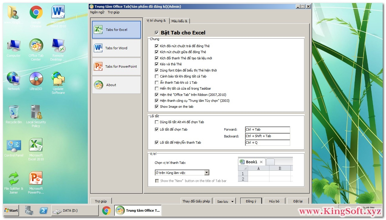 Ghost Windows Server 2008 R2 SP1 Enterprise 64 Bit Full Soft mới nhất