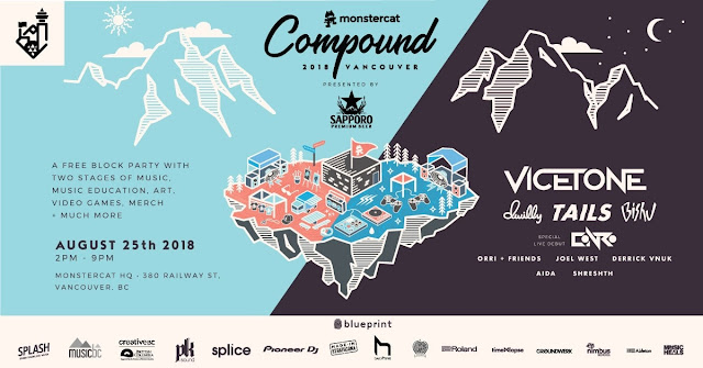 Second Annual Monstercat Compound Announced