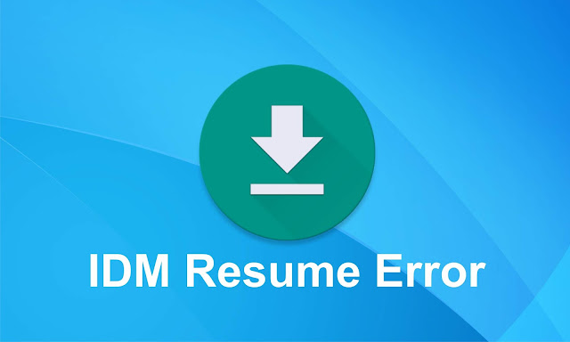 Cara Melanjutkan Download IDM Yang Terputus Cara Melanjutkan Download IDM Yang Terputus, Error Atau Tidak Bisa Di Resume