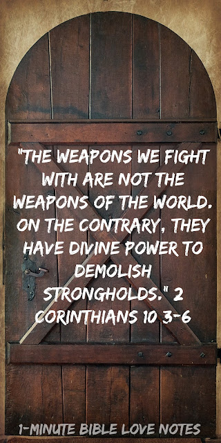 Divine power, weapons of the world