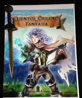 Portada del libro Cuentos chilenos de fantasía: Antología 2010-2012, de varios autores