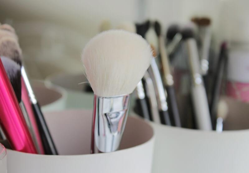 126 Luxe Cheek Finish brush review recenzija
