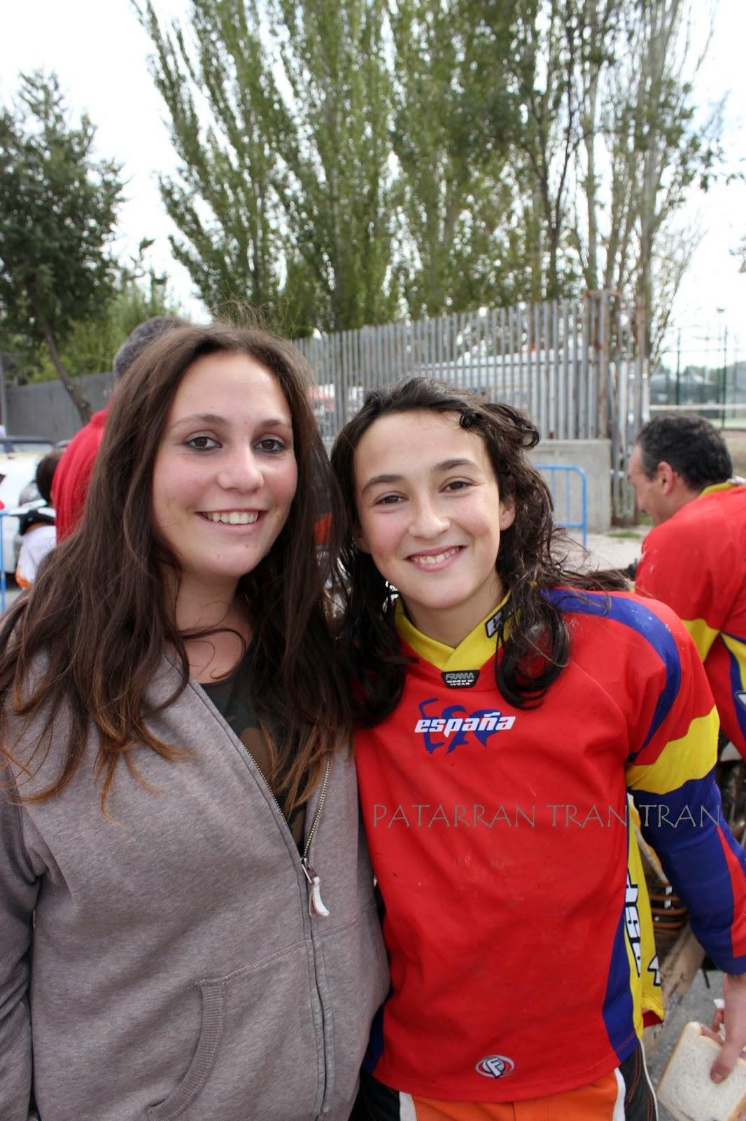 Beatriz Legazpi. Braveheart consigue Podio en el Campeonato Madrileño de Enduro