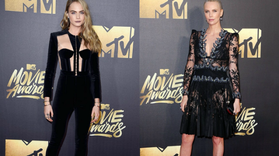 looks MTV Movie Awards 2016