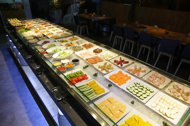 nhà hàng Buffet TPHCM