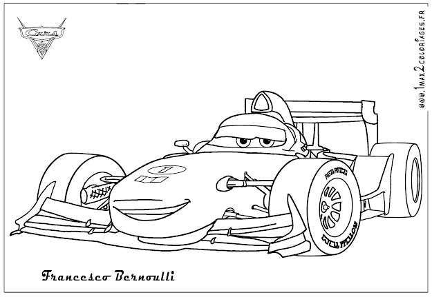 Stunning Cars  Coloring Pages Coloriage Francescobernoulli Cars Big  Full Version