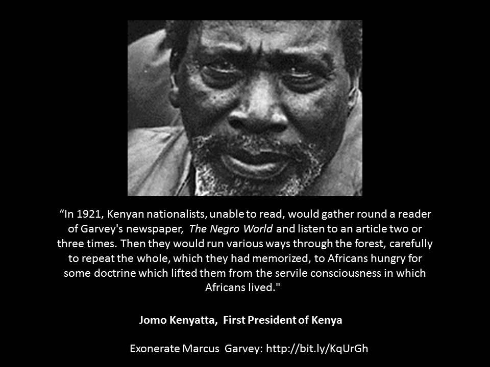 Religious Influences on Marcus Garvey