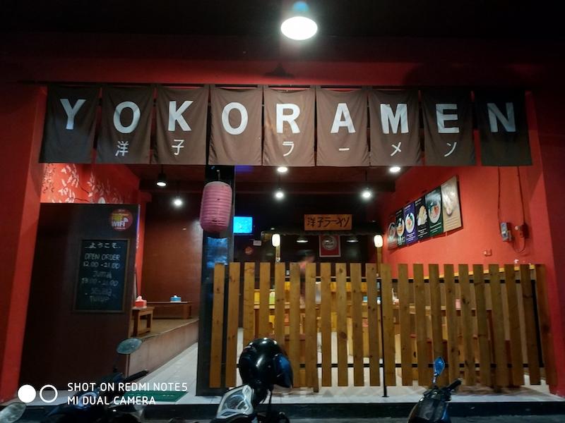 Mencoba Ramen Jepang Murah di Yoko Ramen Boyolali