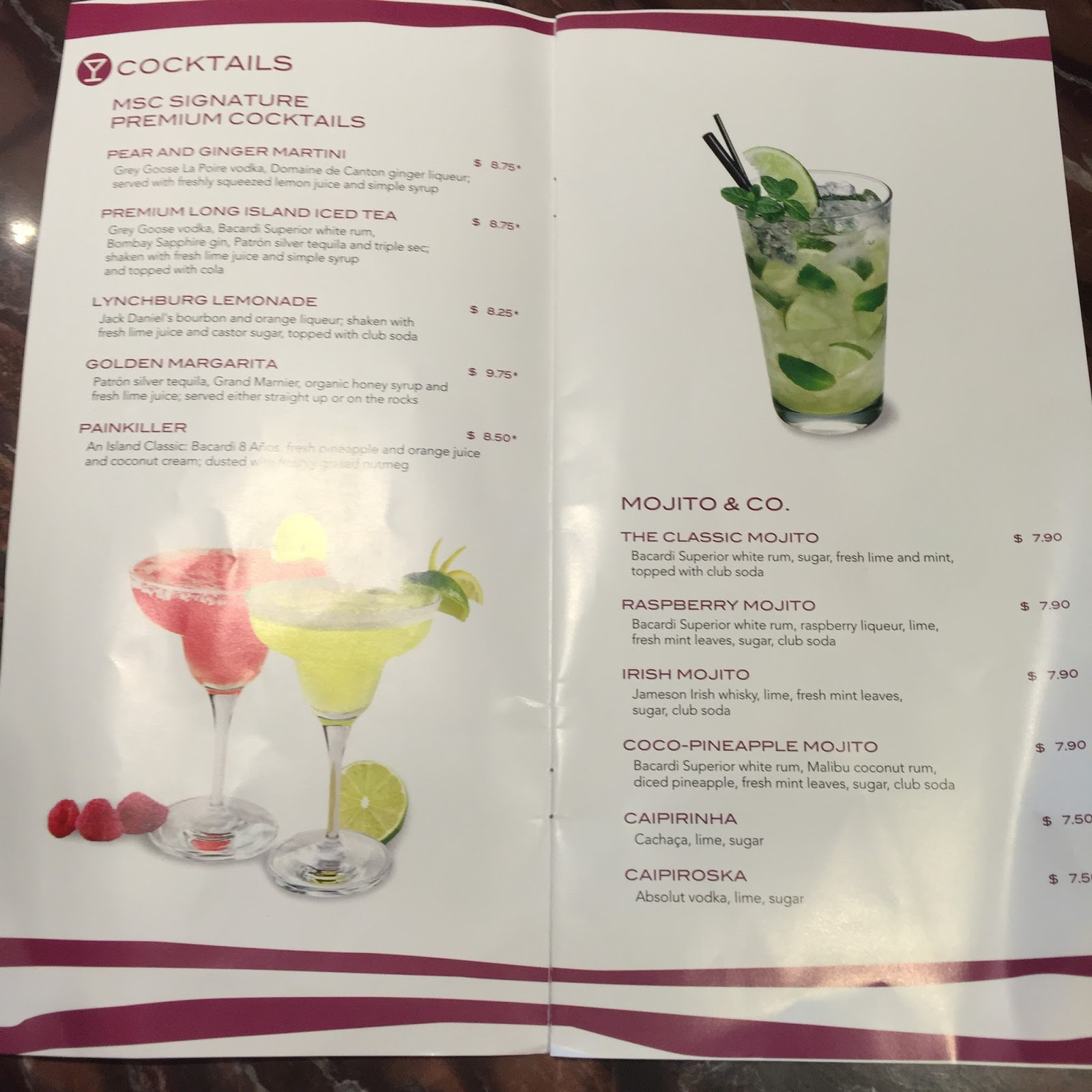 MSC Cruises Drinks Packages: Go All Inclusive Or Not ...