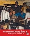 Formación Cívica y Ética Volumen 1 Tercer grado Telesecundaria Ciclo Escolar 2020-2021