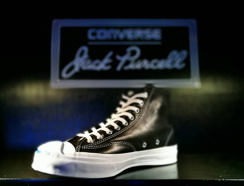 Lemon GreenTea: Converse battles weather head on with