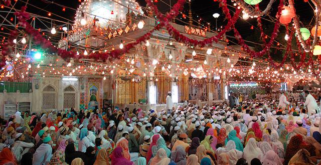 Dargah-of-Moinuddin-Chishti-Ajmer