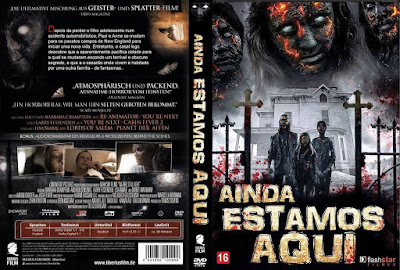 Filme Ainda Estamos Aqui (We Are Still Here) DVD Capa