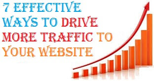 7 Effective Ways to Drive More Traffic to Your Website