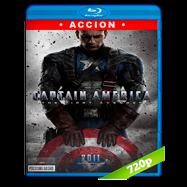 Capitán América: El primer vengador (2011) BRRip 720p Audio Dual Latino-Ingles
