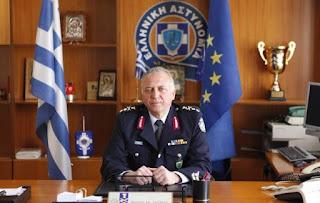 Αποστρατεύτηκε ο Γενικός Περιφερειακός Διευθυντής Δυτικής Ελλάδας υπ. Φ. Τσόλκας