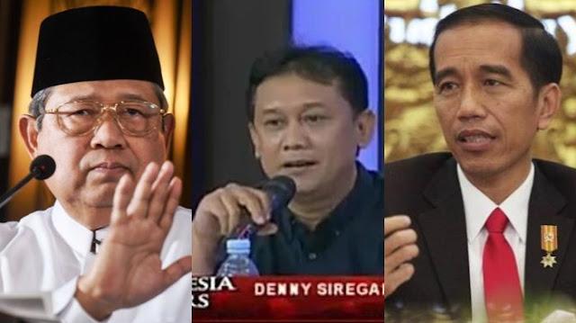 Denny Siregar: Andai SBY Serius Bangun Negara seperti Jokowi, Indonesia mungkin jadi Negeri Digdaya