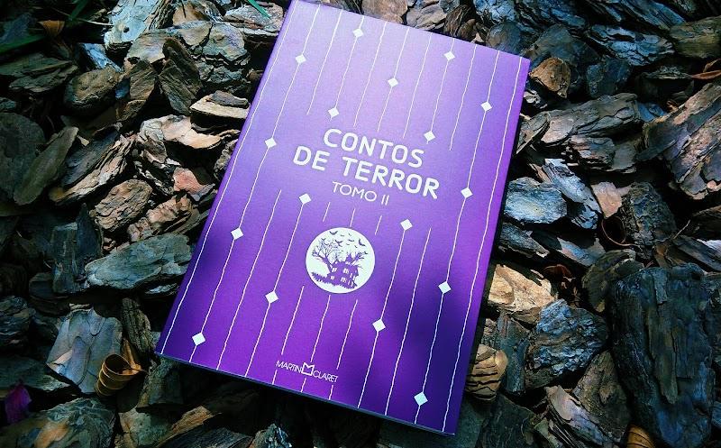 [RESENHA #458] CONTOS DE TERROR - TOMO II