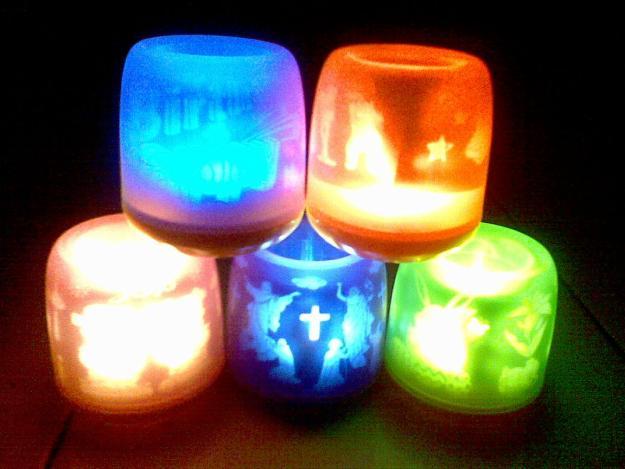 Electric Candle Lilin Elektrik Murah Cocok