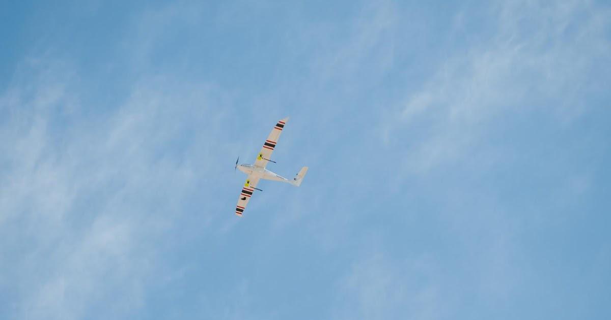 Pertama dalam Sejarah, Drone Sukses Semai Bibit Awan