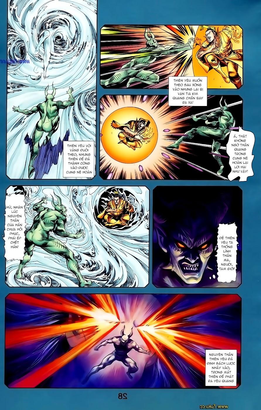 Cơ Phát Khai Chu Bản chapter 116 trang 15
