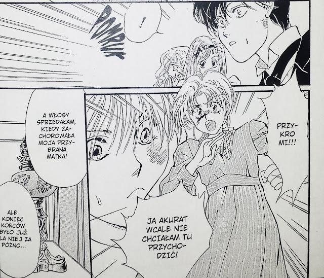 Kaori Yuki, królestwo żwiru, wydawnictwo jpf