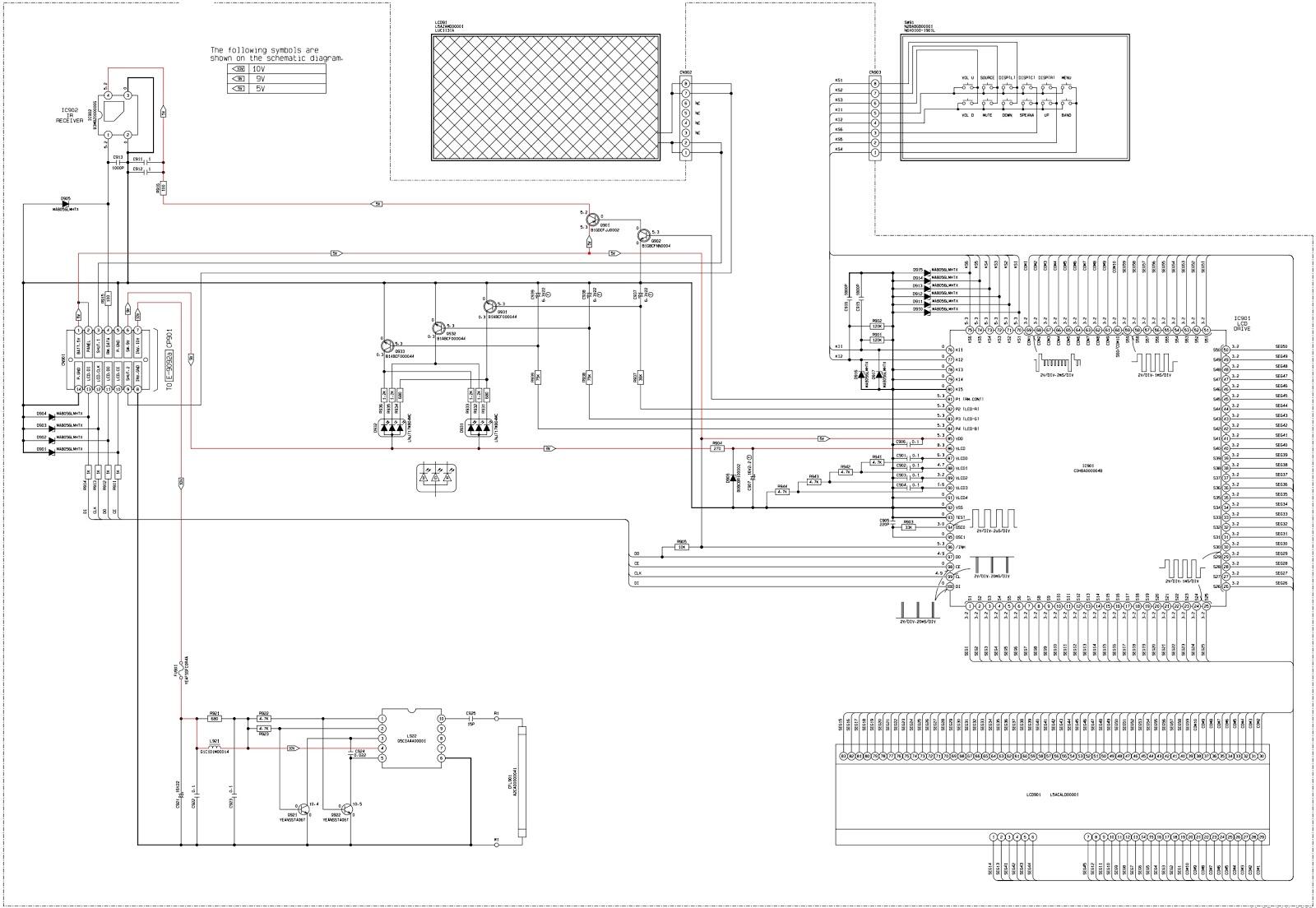 panasonic cq dfx802 schematic diagram schematic diagrams. Black Bedroom Furniture Sets. Home Design Ideas
