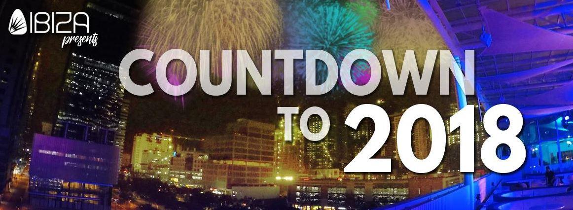 Ibiza Countdown to 2018