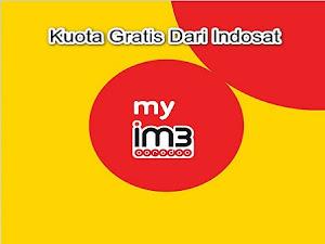 Cara Mendapatkan Kuota Darurat Gratis Dari Indosat Ooredoo