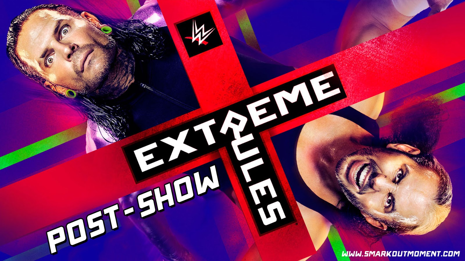 WWE EXTREME RULES 2017 Recap and Review Podcast