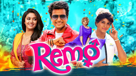 Poster Of Remo In Hindi Dubbed 300MB Compressed Small Size Pc Movie Free Download Only At worldfree4u.com