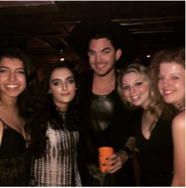 2015-10-11 | Adam Lambert 24/7 News