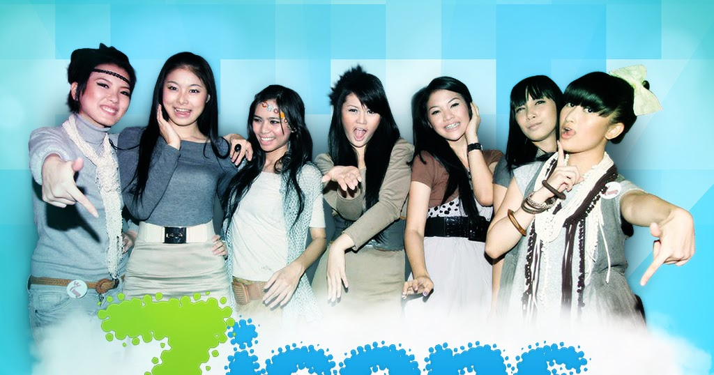 KUMPULAN LAGU 7ICONS DAN CHERRY BELLE GIRLS BAND INDONESIA ...