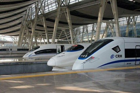 See Inside China's High Speed Train That Gives Comfortable Sleep