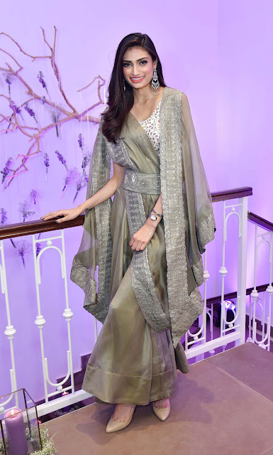 Athiya-shetty-at-AZA-store-launch-Delhi