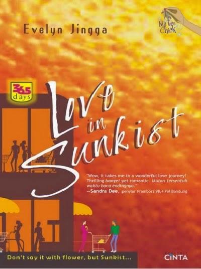 Ebook Jingga Dan Senja
