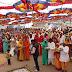 कानवन में समरसता यज्ञ का हुआ समापन, 101 जोड़ो ने समरस भाव से यज्ञ में दी आहुतियां,  सनातन धर्म एक हैं उसको जातियों में ना बांटे - सुश्री गायत्री दीदी