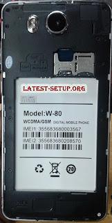 Samsung/ Oppo/ Huawei W80 Clone Firmware Flash File Download